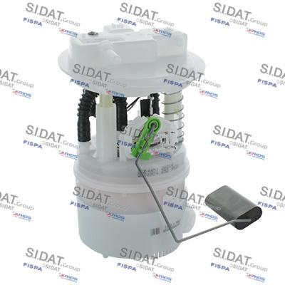 Unité d'injection de carburant FISPA 72580 (X1)