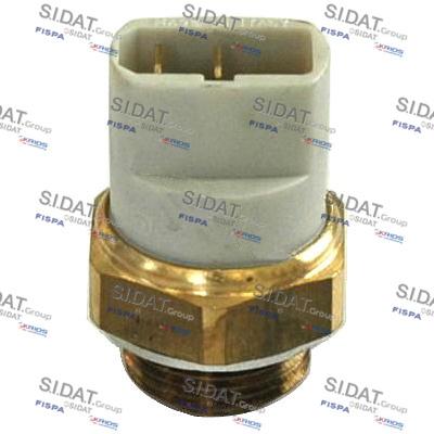 Interrupteur de temperature, ventilateur de radiateur FISPA 82.415 (X1)