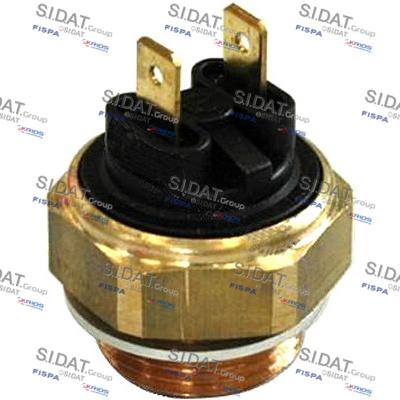 Interrupteur de temperature, ventilateur de radiateur FISPA 82.981 (X1)