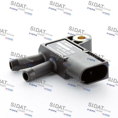 Capteur, pression des gaz échappement FISPA 84.439 (X1)