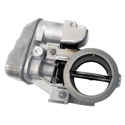 Clapet de gaz d'échappement FISPA 88.265 (X1)