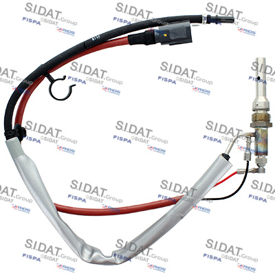 Unite d'injection, régénération du Filtre à particule FISPA 960004 (X1)
