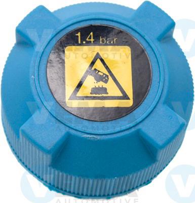 Bouchon, reservoir de liquide de refroidissement VEMA 15987 (X1)