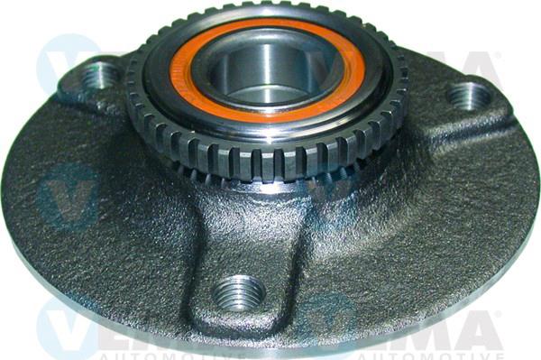 Moyeu de roue VEMA 17711 (X1)