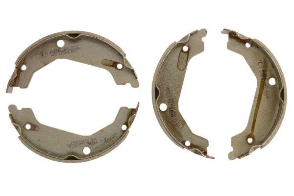 Jeu de mâchoires de frein de frein à main ABE C00529ABE (X1)