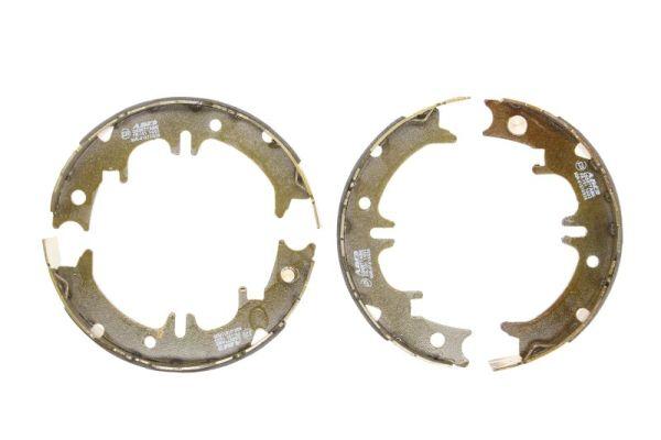 Jeu de mâchoires de frein de frein à main ABE C02077ABE (X1)