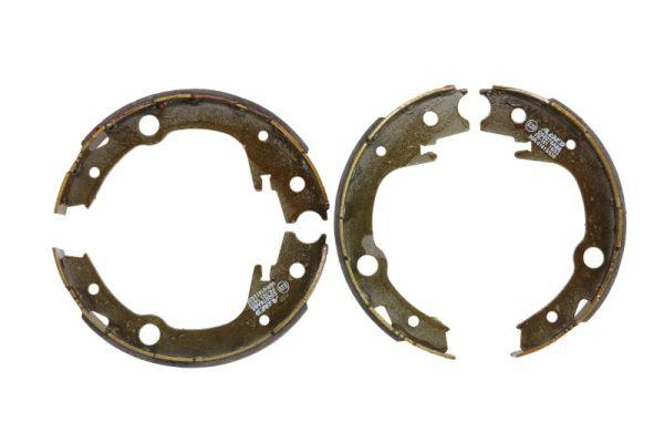 Jeu de mâchoires de frein de frein à main ABE C02078ABE (X1)