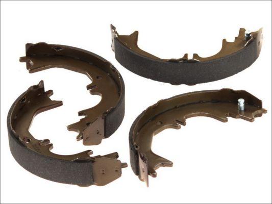 Jeu de mâchoires de frein de frein à main ABE C02086ABE (X1)