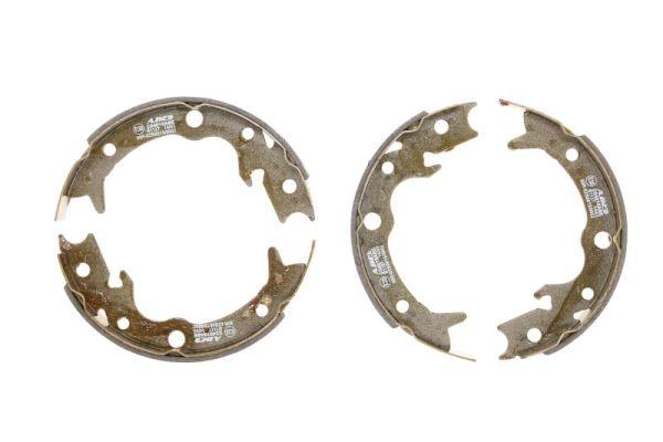 Jeu de mâchoires de frein de frein à main ABE C04019ABE (X1)