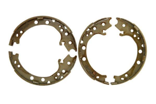 Jeu de mâchoires de frein de frein à main ABE C04021ABE (X1)