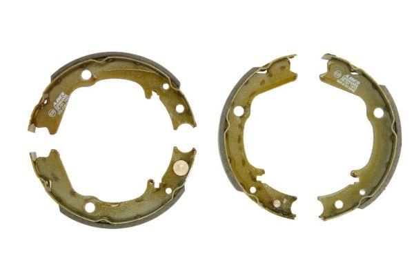 Jeu de mâchoires de frein de frein à main ABE C05062ABE (X1)
