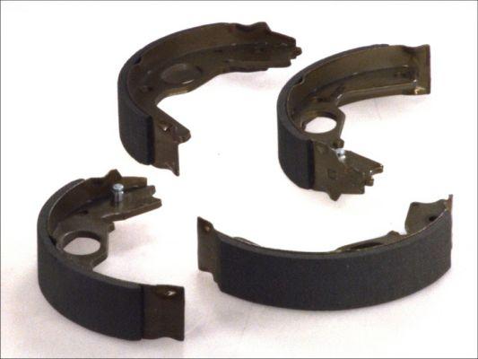 Jeu de mâchoires de frein de frein à main ABE C05065ABE (X1)
