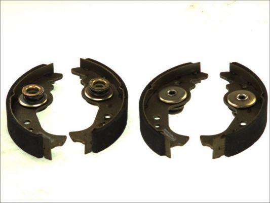 kit de frein arrière simple ou prémonté ABE C0F001ABE (X1)