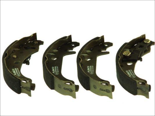 kit de frein arrière simple ou prémonté ABE C0F009ABE (X1)