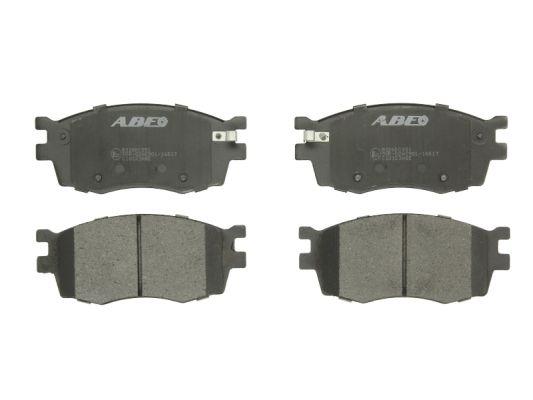 Plaquettes de frein avant ABE C10323ABE (X1)