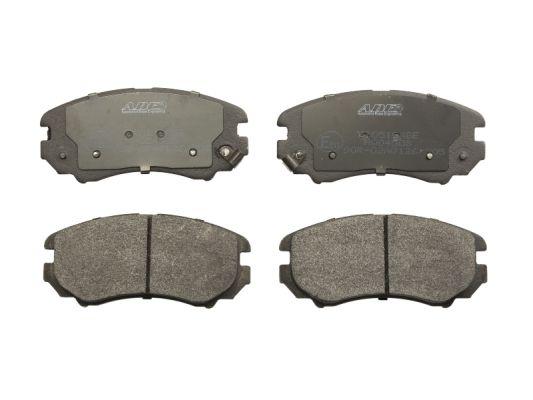 Plaquettes de frein avant ABE C10518ABE (X1)