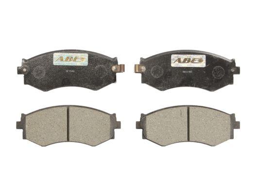 Plaquettes de frein avant ABE C11042ABE (X1)