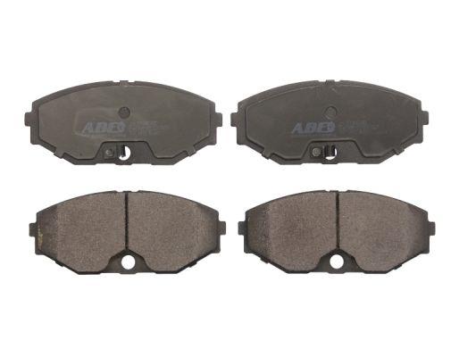 Plaquettes de frein avant ABE C11065ABE (X1)