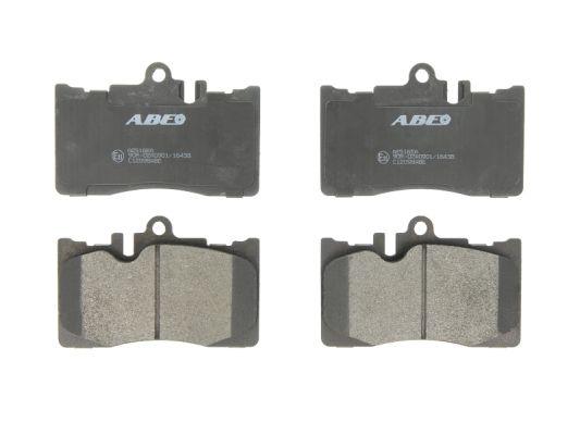 Plaquettes de frein avant ABE C12098ABE (X1)
