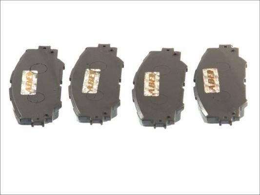 Plaquettes de frein ABE C12122ABE (X1)