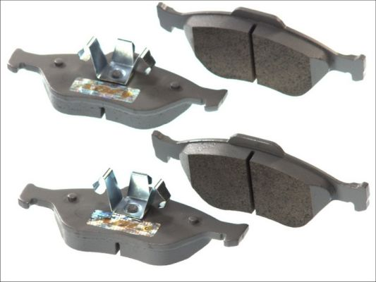Plaquettes de frein avant ABE C13053ABE (X1)