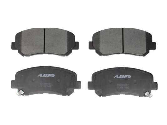 Plaquettes de frein avant ABE C13067ABE (X1)