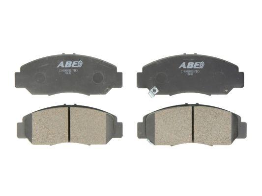 Plaquettes de frein avant ABE C14048ABE (X1)