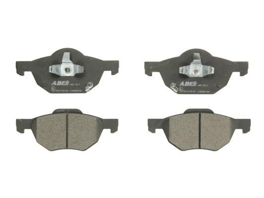 Plaquettes de frein avant ABE C14050ABE (X1)
