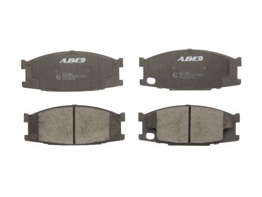 Plaquettes de frein avant ABE C15038ABE (X1)