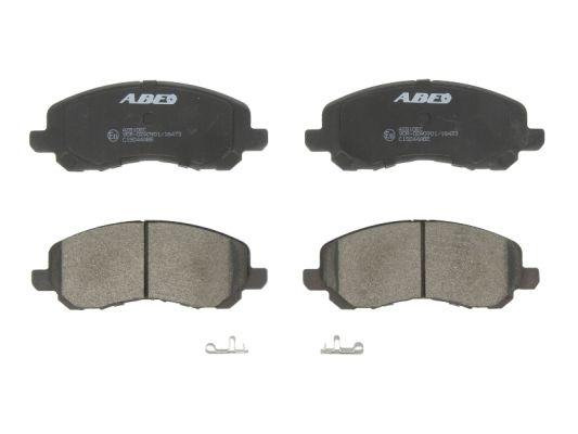 Plaquettes de frein avant ABE C15044ABE (X1)