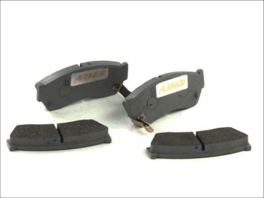 Plaquettes de frein avant ABE C18005ABE (X1)