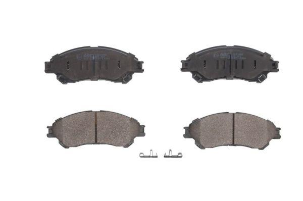 Plaquettes de frein avant ABE C18024ABE (X1)