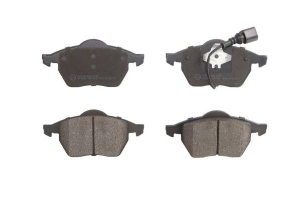 Plaquettes de frein avant ABE C1A027ABE (X1)