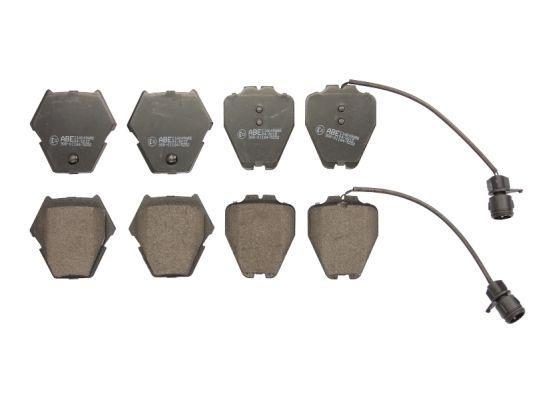 Plaquettes de frein avant ABE C1A049ABE (X1)