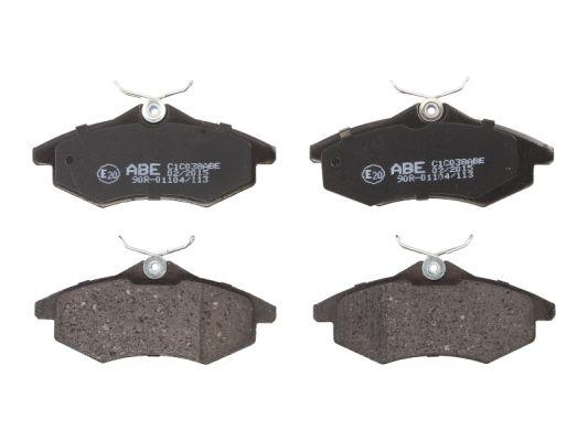 Plaquettes de frein avant ABE C1C038ABE (X1)