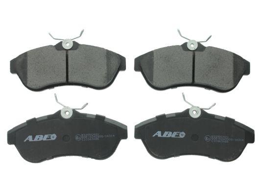 Plaquettes de frein avant ABE C1C063ABE (X1)