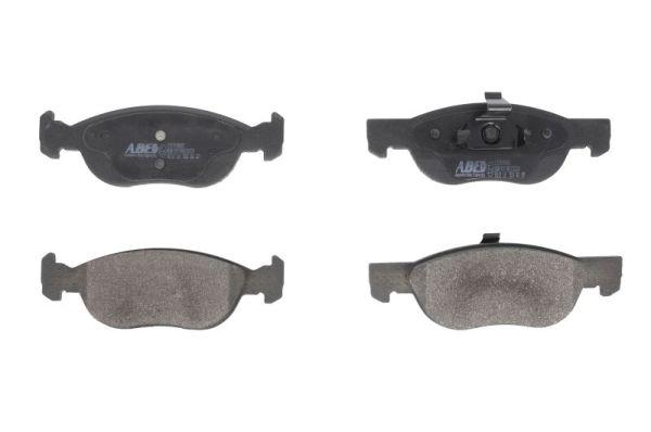 Plaquettes de frein avant ABE C1F018ABE (X1)