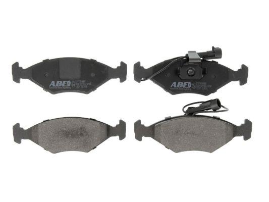 Plaquettes de frein avant ABE C1F061ABE (X1)