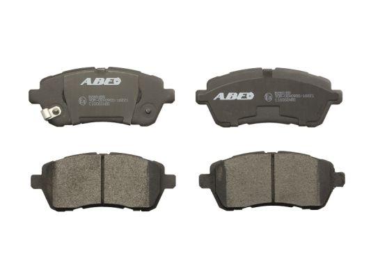 Plaquettes de frein avant ABE C1G062ABE (X1)