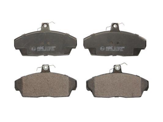 Plaquettes de frein avant ABE C1I004ABE (X1)