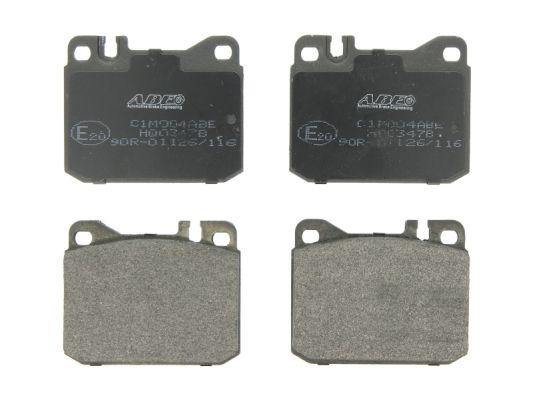 Plaquettes de frein avant ABE C1M004ABE (X1)