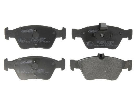 Plaquettes de frein avant ABE C1M013ABE (X1)