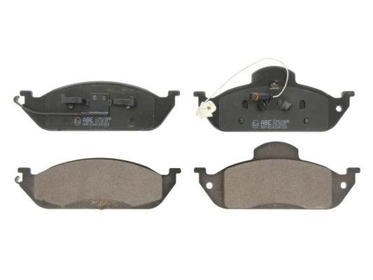 Plaquettes de frein avant ABE C1M023ABE (X1)
