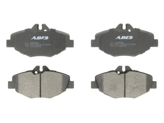 Plaquettes de frein avant ABE C1M028ABE (X1)