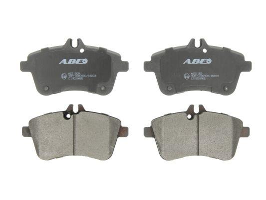 Plaquettes de frein avant ABE C1M038ABE (X1)