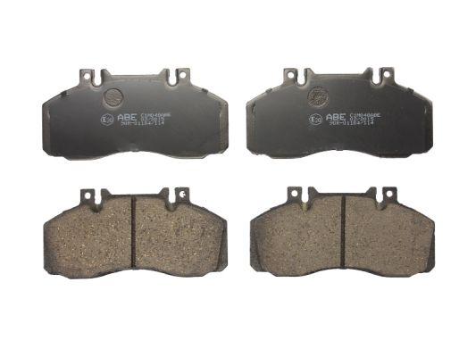 Plaquettes de frein ABE C1M048ABE (X1)