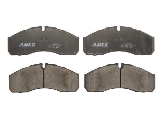 Plaquettes de frein avant ABE C1M053ABE (X1)