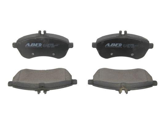 Plaquettes de frein avant ABE C1M056ABE (X1)