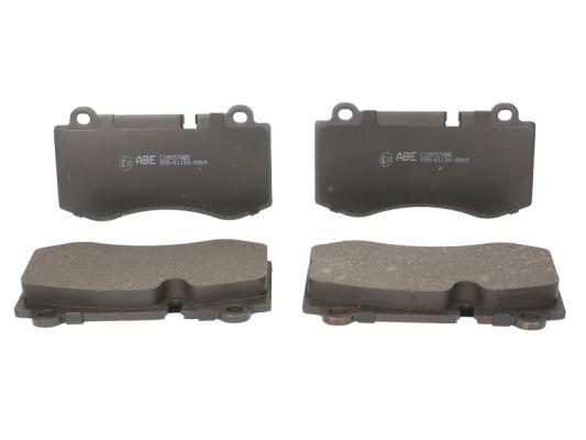 Plaquettes de frein avant ABE C1M057ABE (X1)