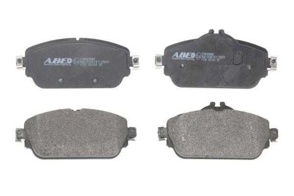 Plaquettes de frein avant ABE C1M069ABE (X1)